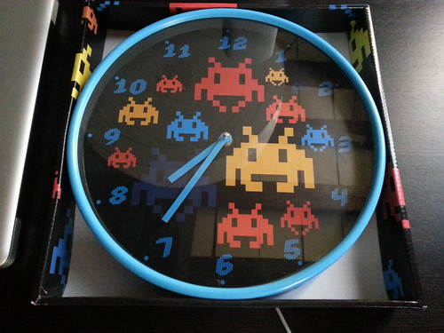 time invaders