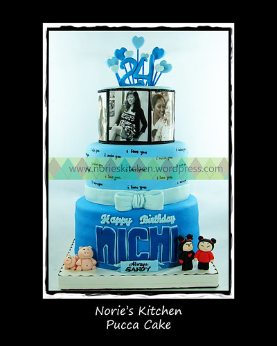 Norie's Kitchen - Pucca Cake by Norie's Kitchen