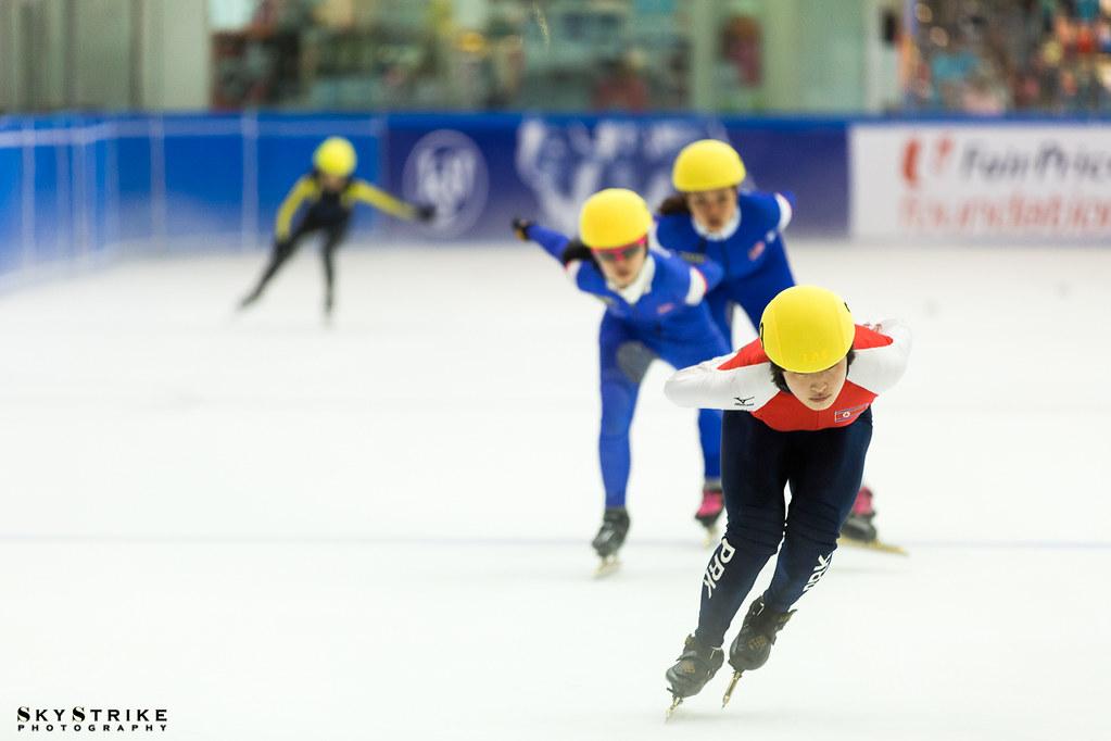 Ice Skating @ JCube