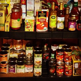 Vegan pantry