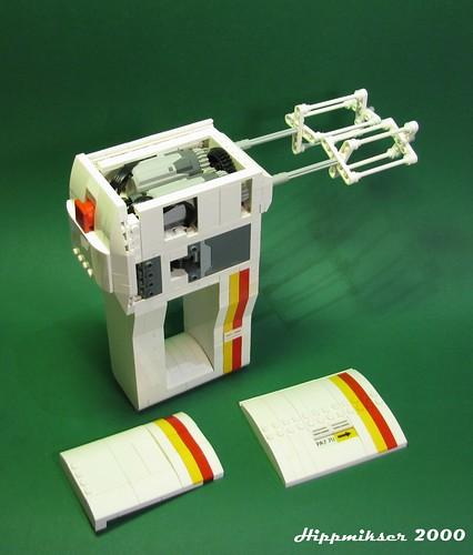 LEGO Hand Mixer