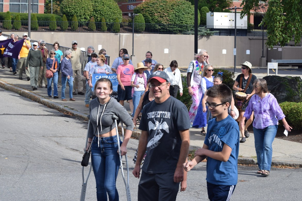 Bangor, ME End Violence Together Rally - CNV 2016 (27)