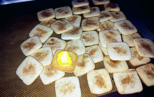 Grilled cheese sugar cookies