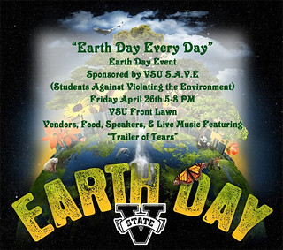 Flyer: Earth Day Every Day