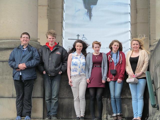 Art trip Edinburgh