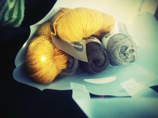 My Knit Purl haul