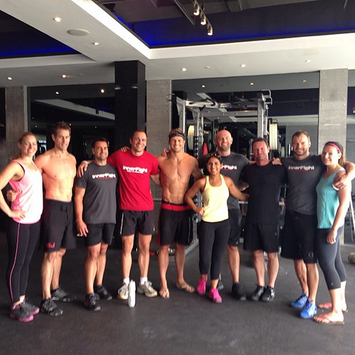 Awesome group of people to kick Friday off with. #workout #fun #friday #crossfit #open #13.5 #gym #training