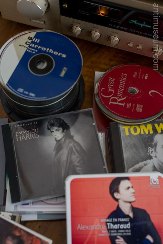 records - music - CDs