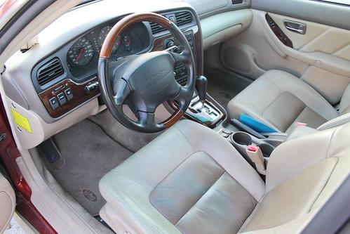 2002 Subaru Outback FS