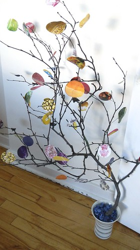 Paper Tree 17