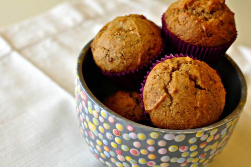 Banana Biscoff Muffins 2