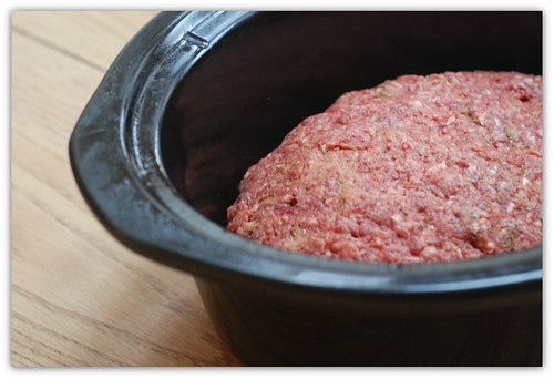 Mommy's Meatloaf I