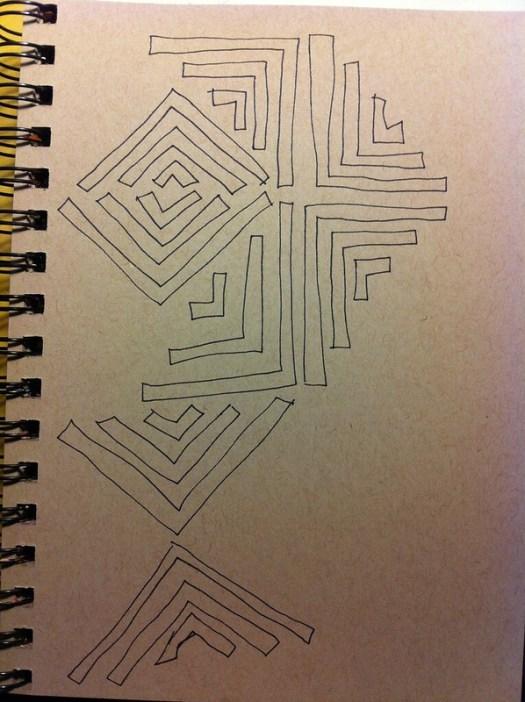 106:365 Maze Fish
