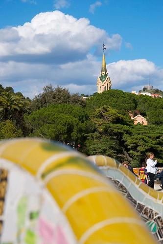 Parc Güell by mariasmeg