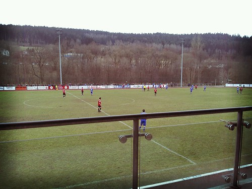 Bayerwaldstadion by SCZ.Fankurve