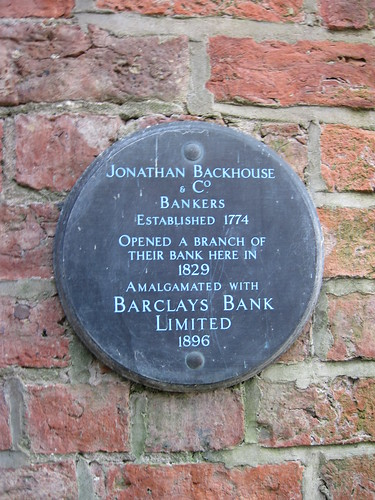 Backhouse Bank, Preston Hall