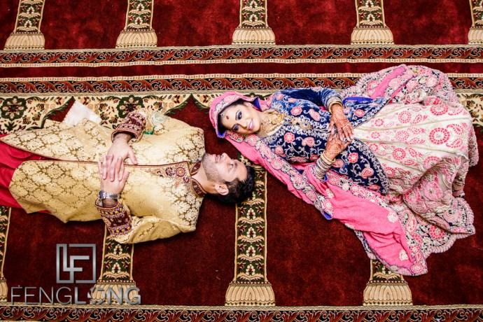 Sani & Javed's Imam Zamin/Aameen | Jaffari Center | Atlanta Indian Wedding Photography