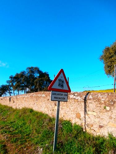 Almadén de la Plata. Huelva 2012.