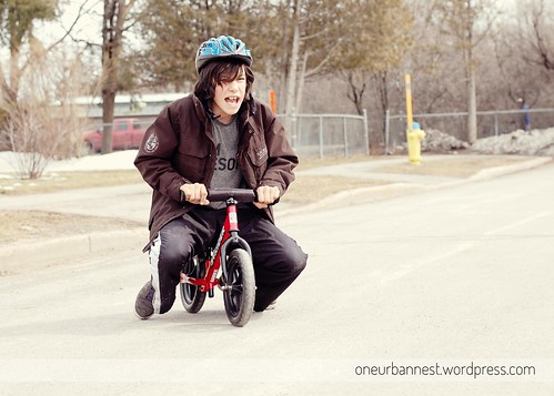 Get Moving - Strider Bike