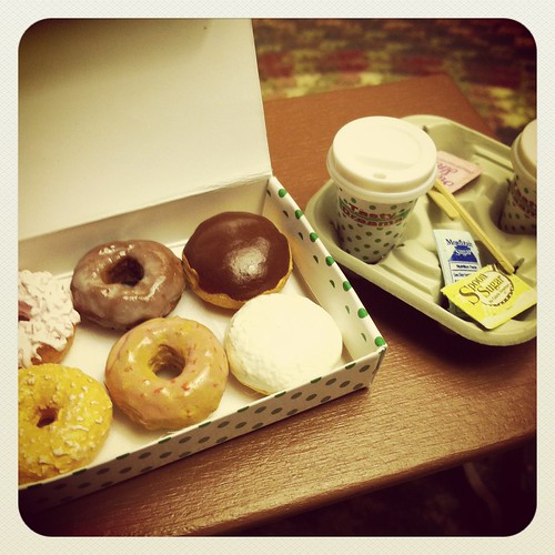 Wednesday is donut day