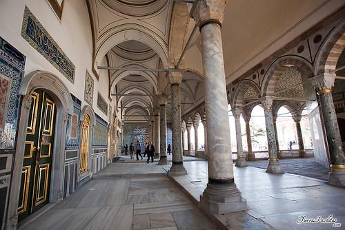 Palacio Topkapi (Estambul)
