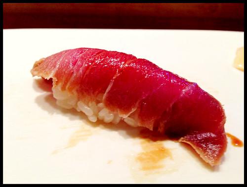 Zuke (Soy-Marinated Tuna)