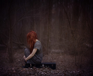 She waits for her dreams to return
