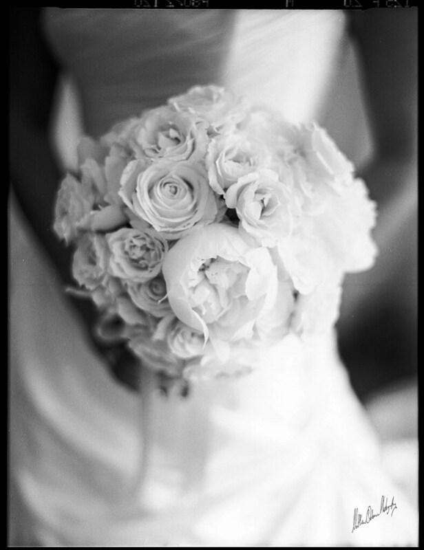 Film Photography - Bridal Shoot
