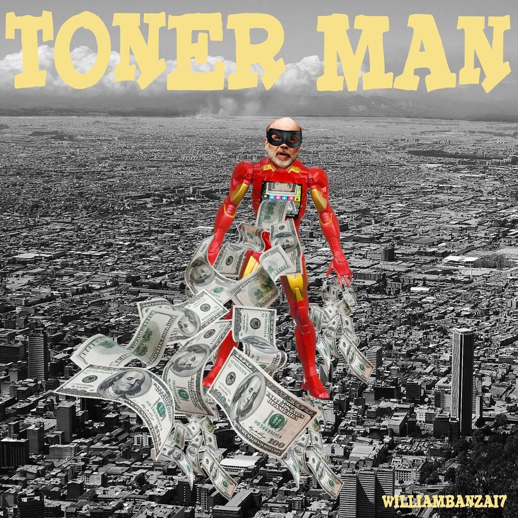 TONER MAN