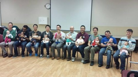 Prenatal Class Reunion