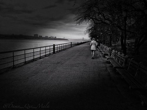 """I never found a companion that was so companionable as solitude."" ~ Henry David Thoreau by damn_que_mala"