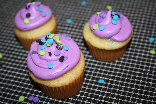 Relay Cupcakes 2013