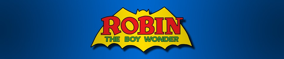 Robin the Boy Wonder of Earth-1: The Five Earths Project