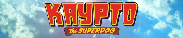 Krypto the Superdog: The Five Earths Project