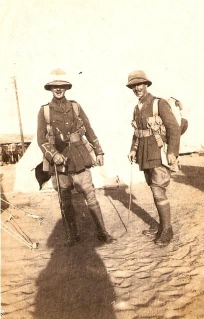British soldiers - 1910-20s 1316