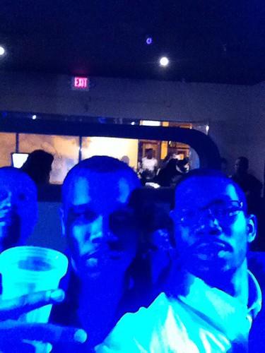 VIP @ Yo Gotti show