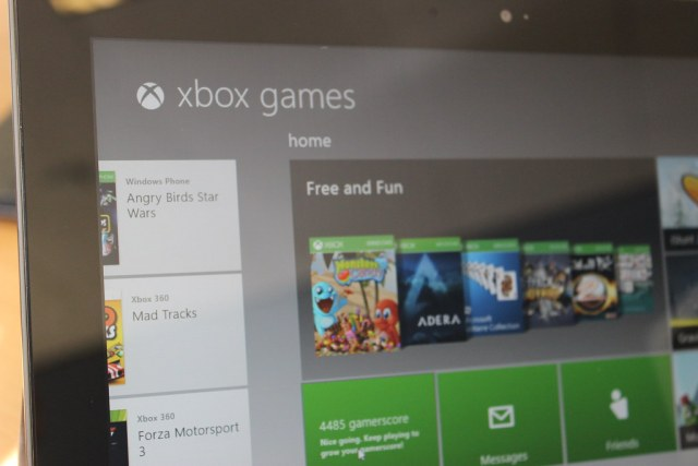 Xbox Games for Windows