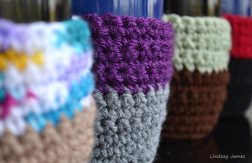 Mug Cozies close up