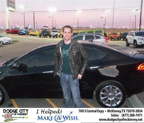 Dodge City of McKinney would like to wish a Happy Birthday to Kyle Godfrey! by Dodge City McKinney Texas
