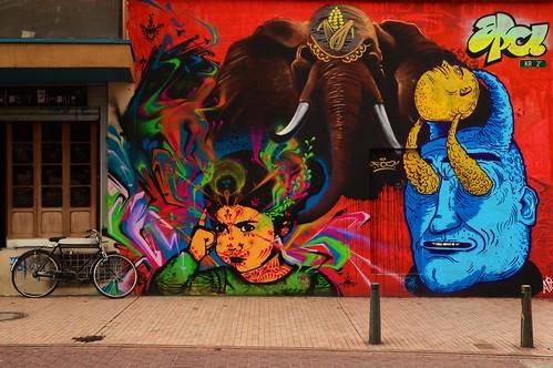 Bogota street art 2