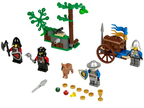 LEGO Castle 2013 70400 Forest Ambush