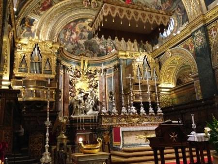 cattedrale malta