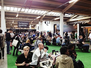 London Coffee Festival 2013, Old Truman Brewery