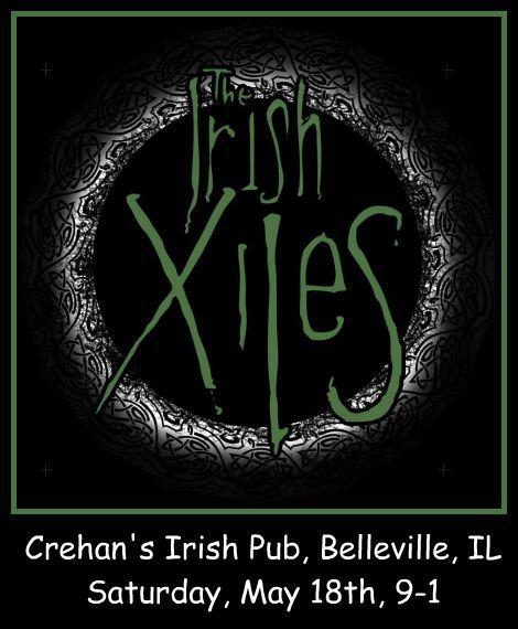 Irish Xiles 5-18-13