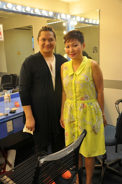 ABS-CBN Dressing Room