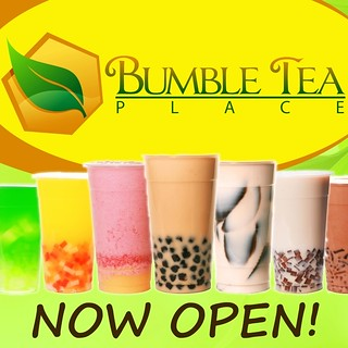Bumble Tea Place
