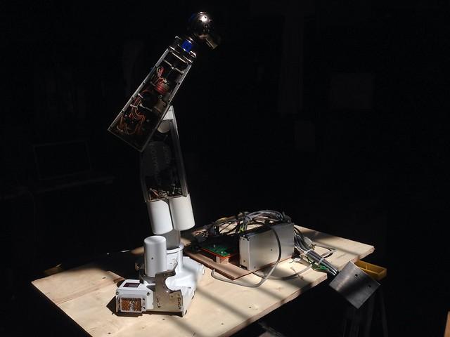 Robot sunbeam