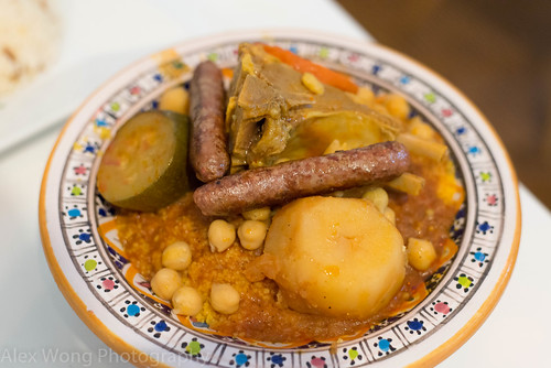 Taste of Tunisia Couscous
