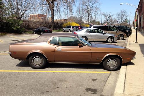 1971 Mustang Grande