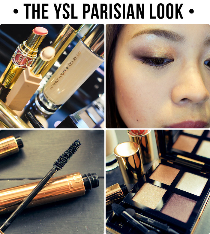 YSL Parisian Look Asian